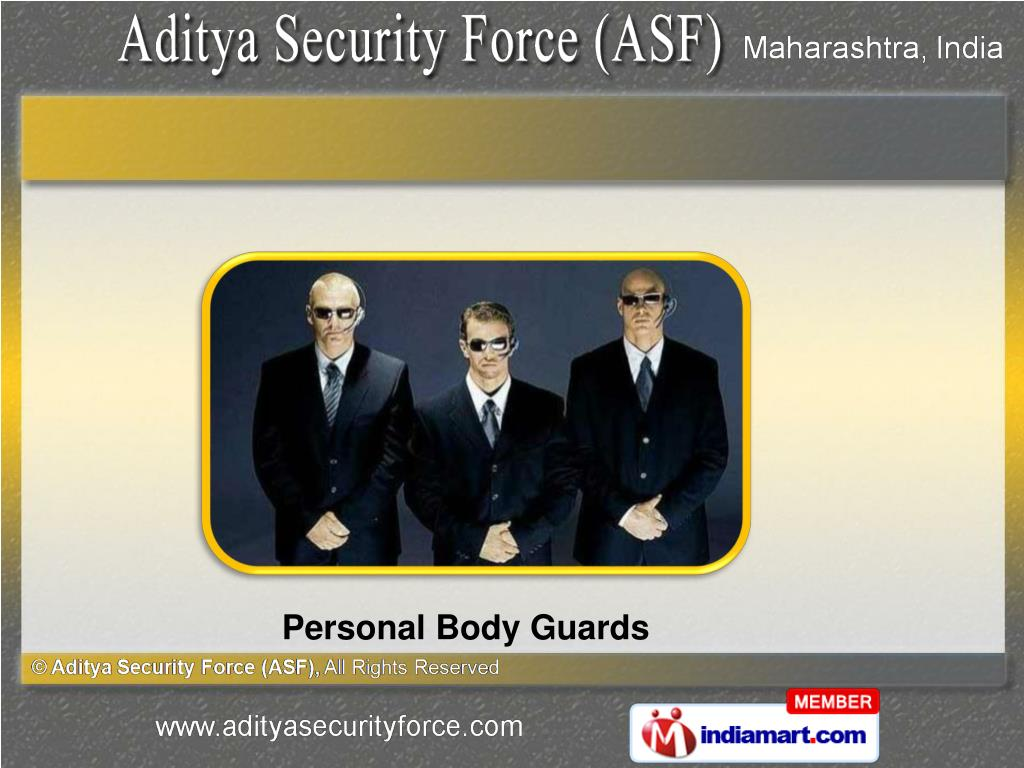 Personal Body Guards