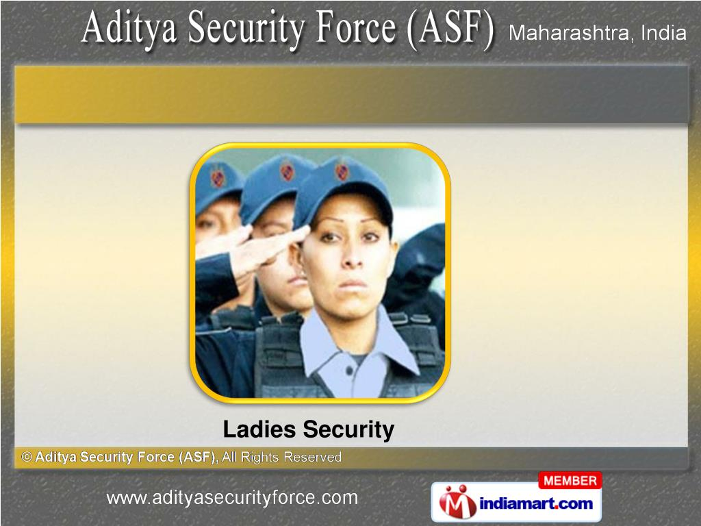Ladies Security