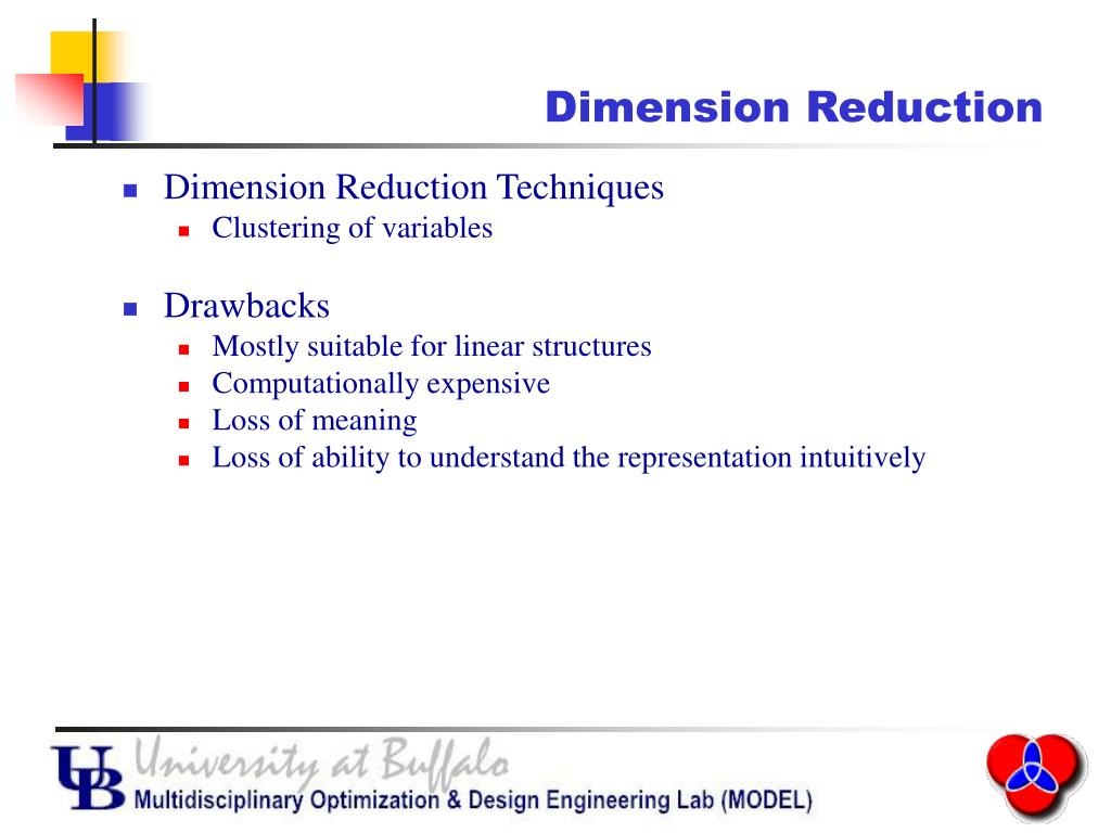 Dimension Reduction