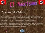 l alleanza italo tedesca