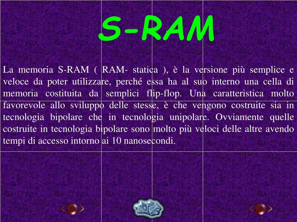 S-RAM