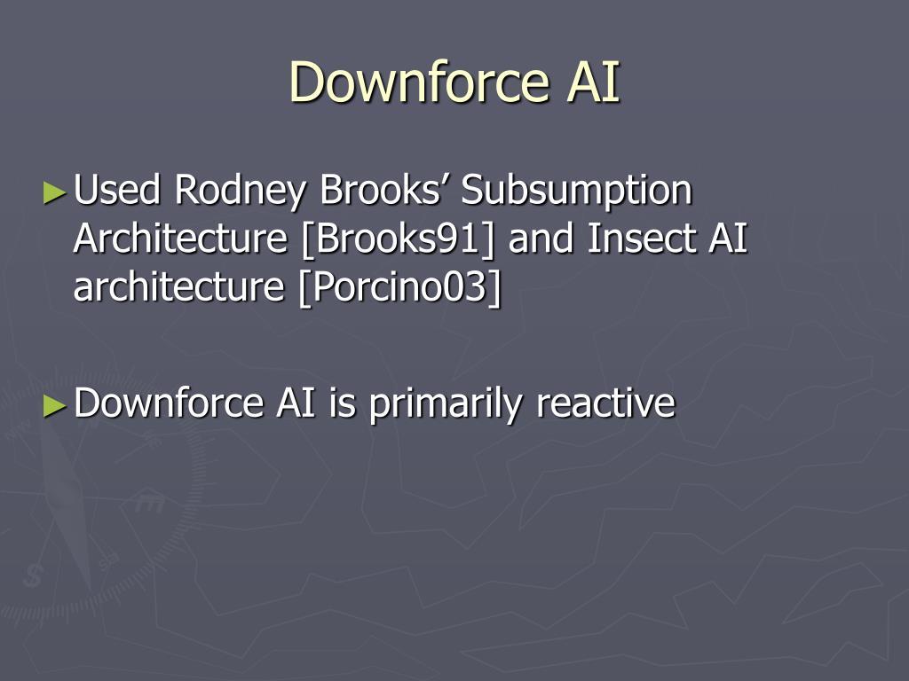 Downforce AI
