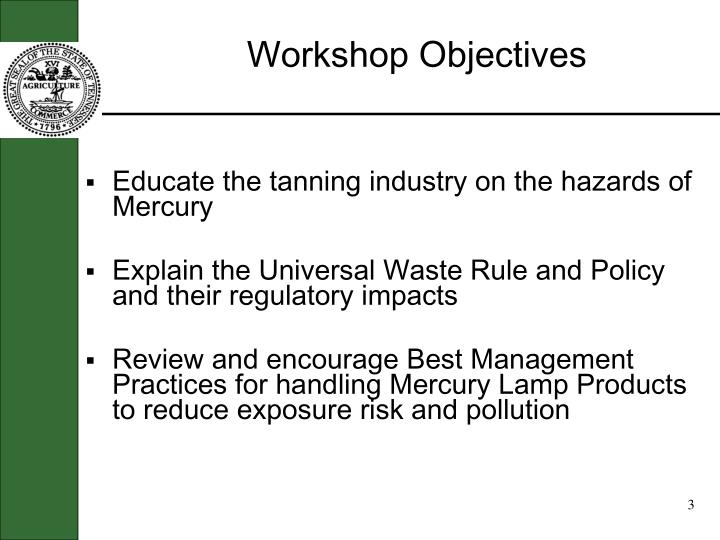 Workshop objectives l.jpg
