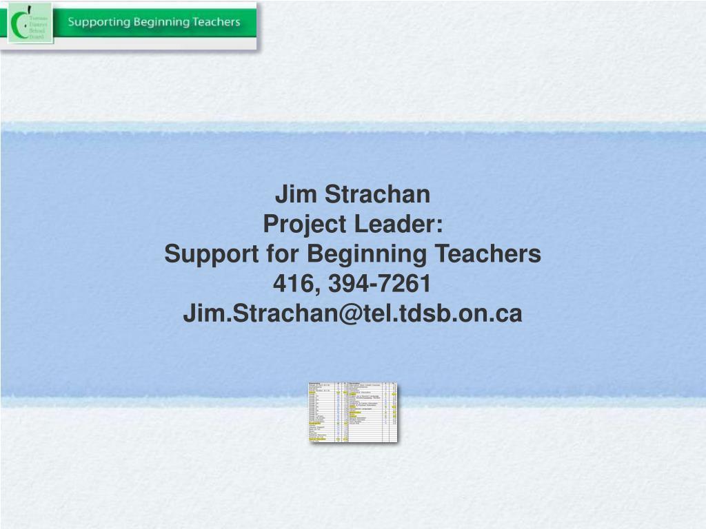 Jim Strachan