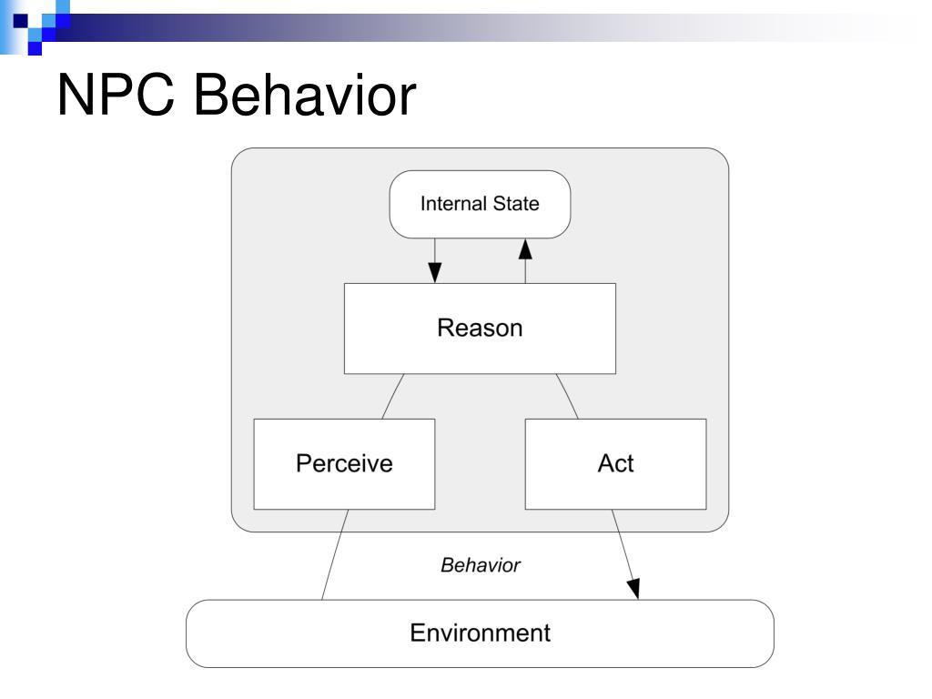 NPC Behavior