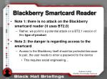 blackberry smartcard reader56