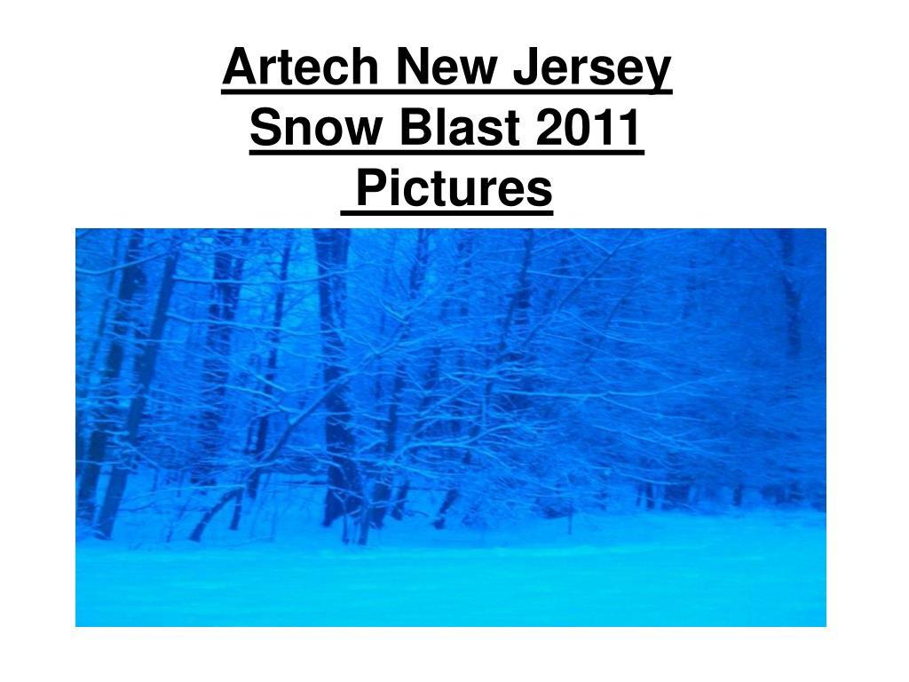 Artech New Jersey