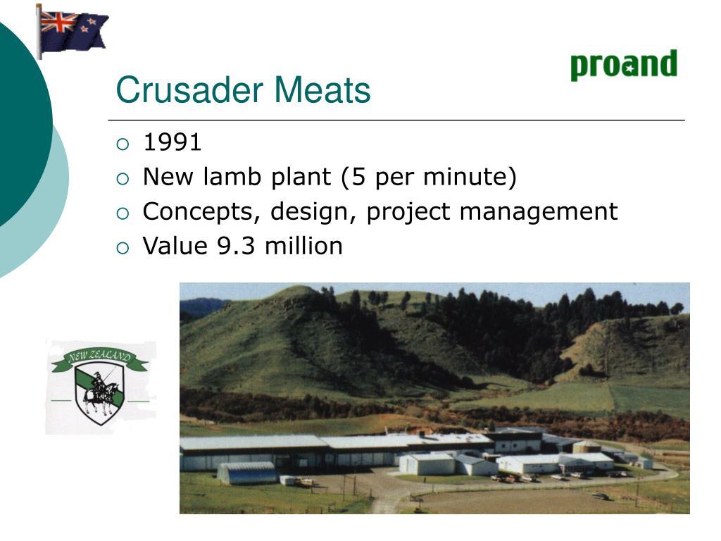 Crusader Meats