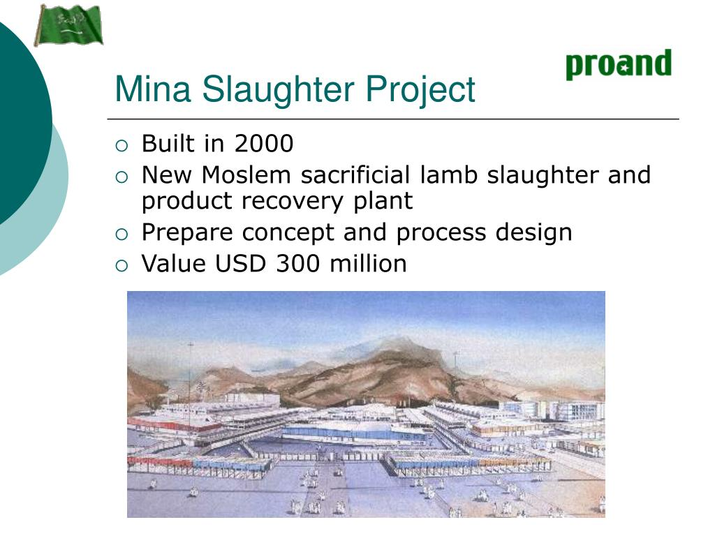 Mina Slaughter Project