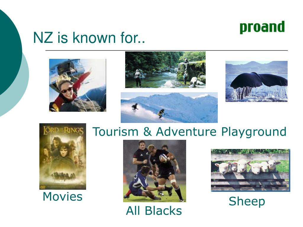 NZ is known for..