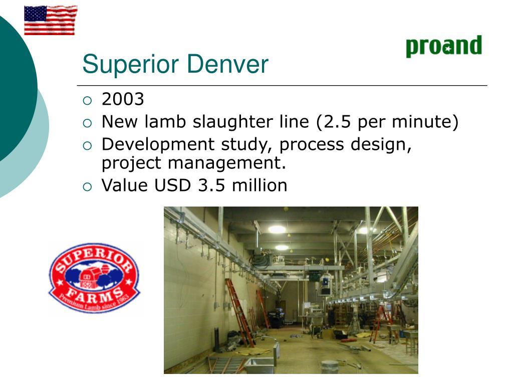 Superior Denver