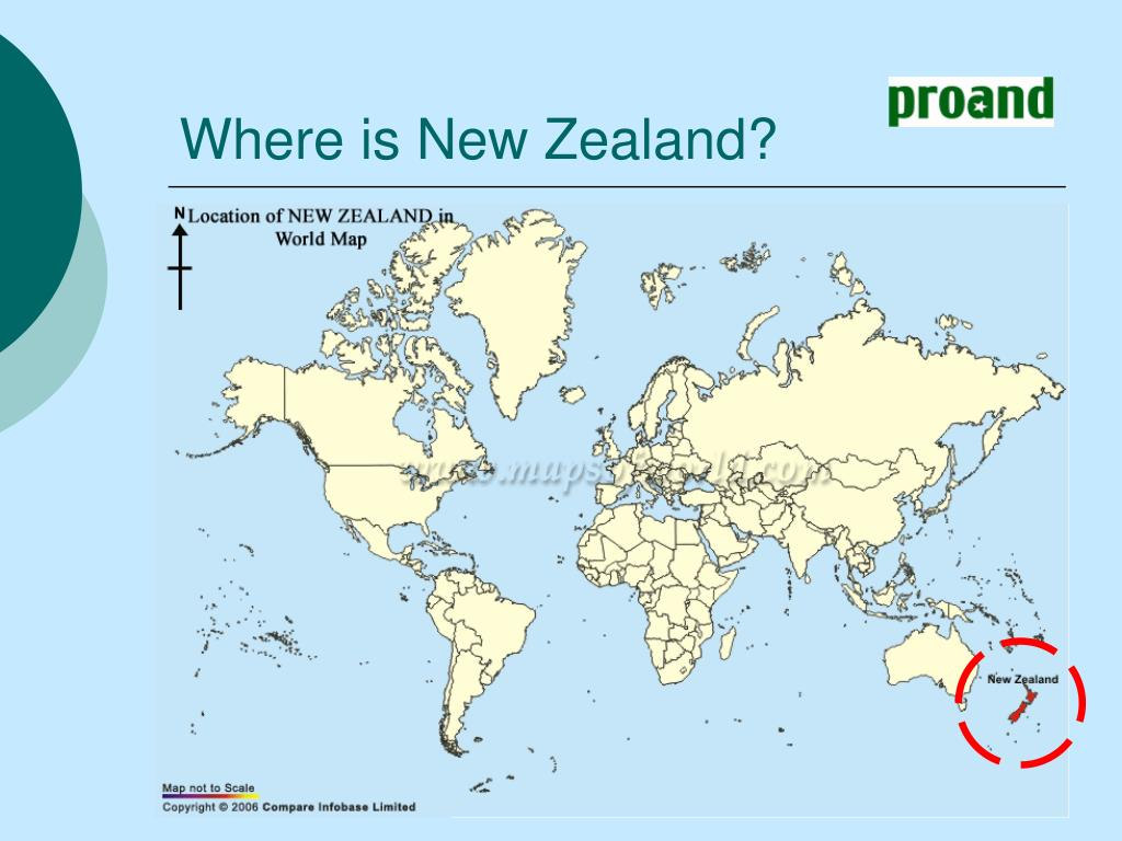 Where is New Zealand?