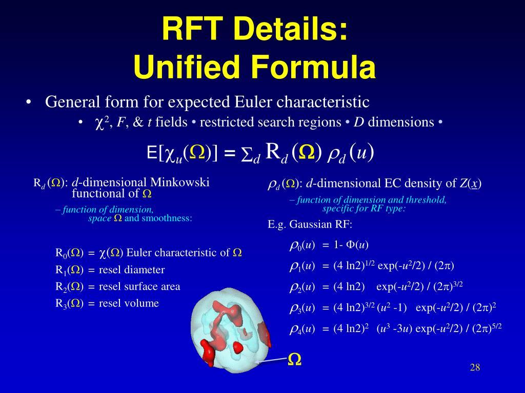 RFT Details: