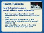health hazards39