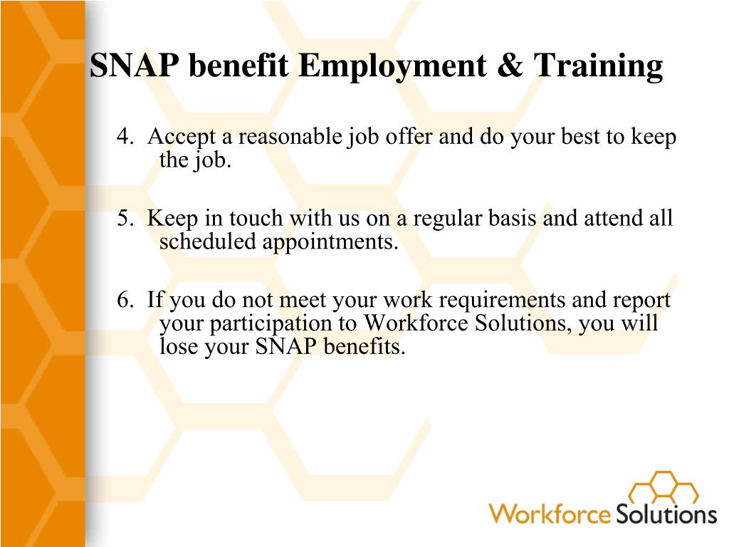 4.  Accept a reasonable job offer and do your best to keep the job.