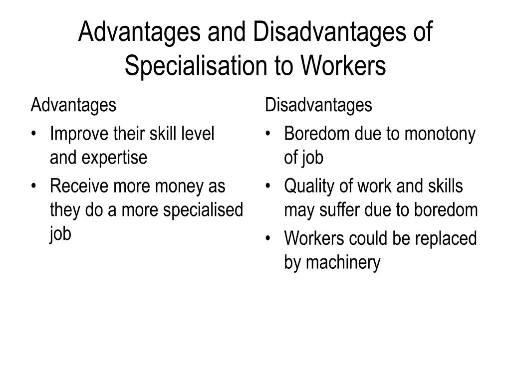 the advantages and disadvantages of foreign workers Parison of the advantages or disadvantages of circular migration in relation to   least, another objective is to defend not only the presence of foreign workers in.