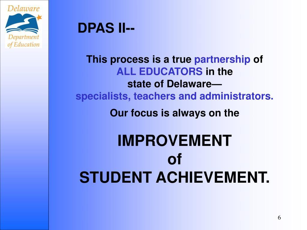 DPAS II--