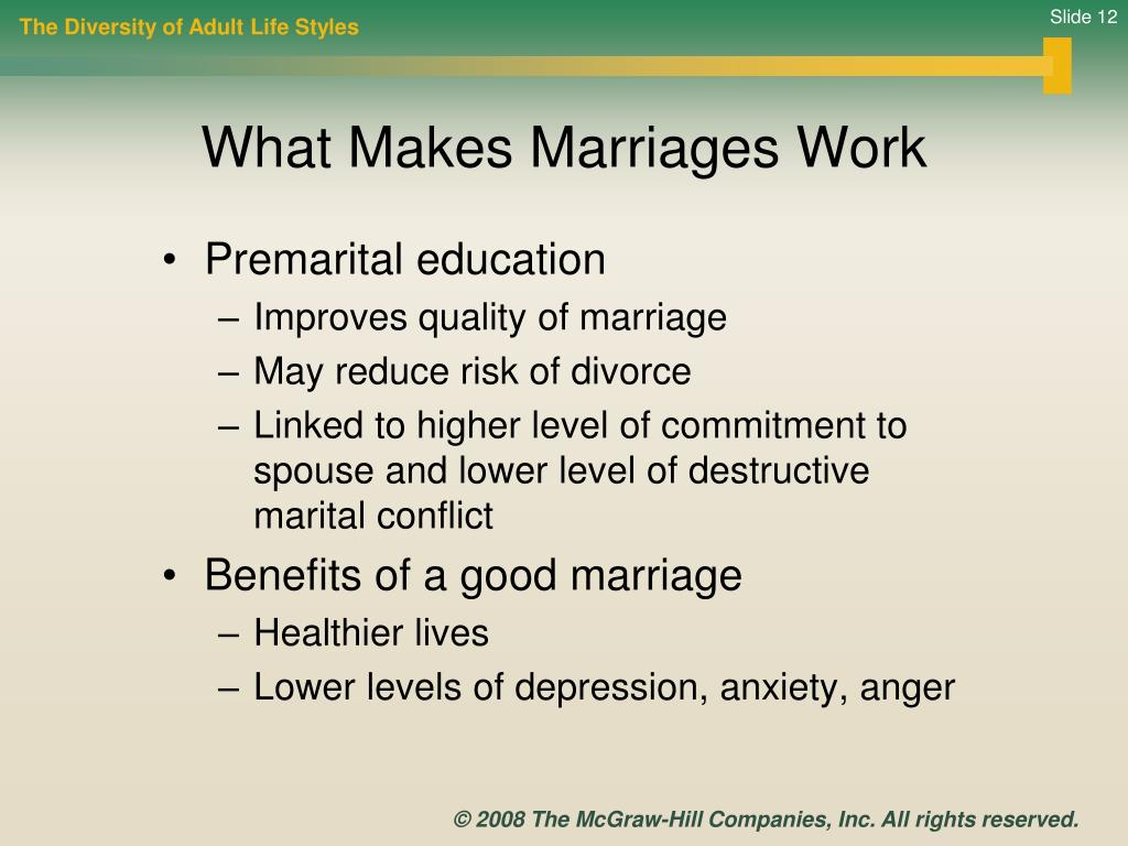 Premarital education