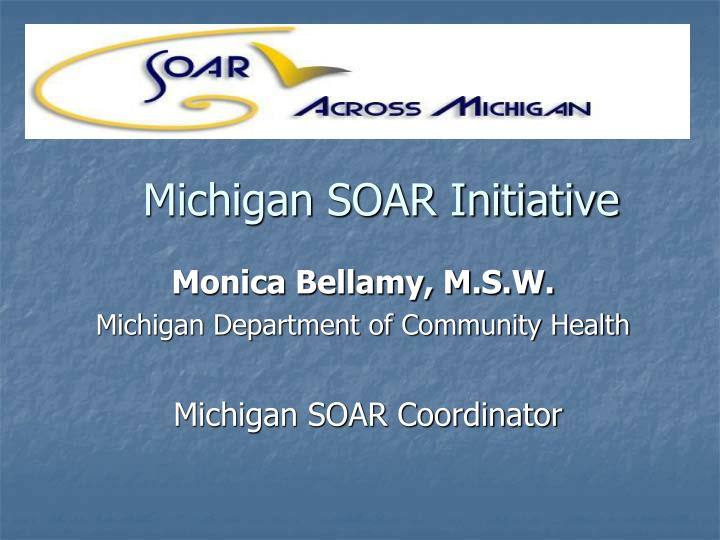 Michigan soar initiative