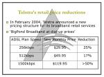telstra s retail price reductions