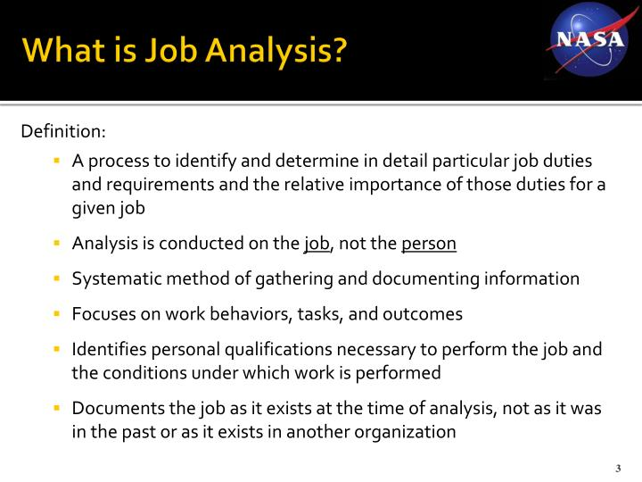 What is job analysis l.jpg