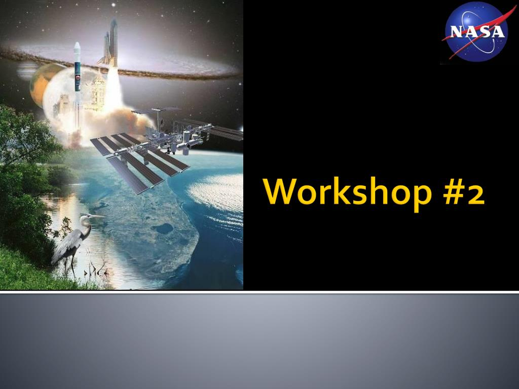 Workshop #2