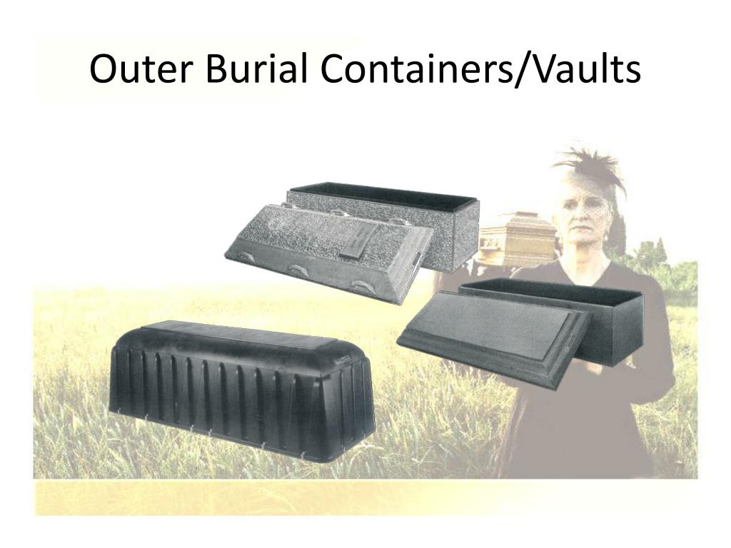 Outer Burial Containers/Vaults