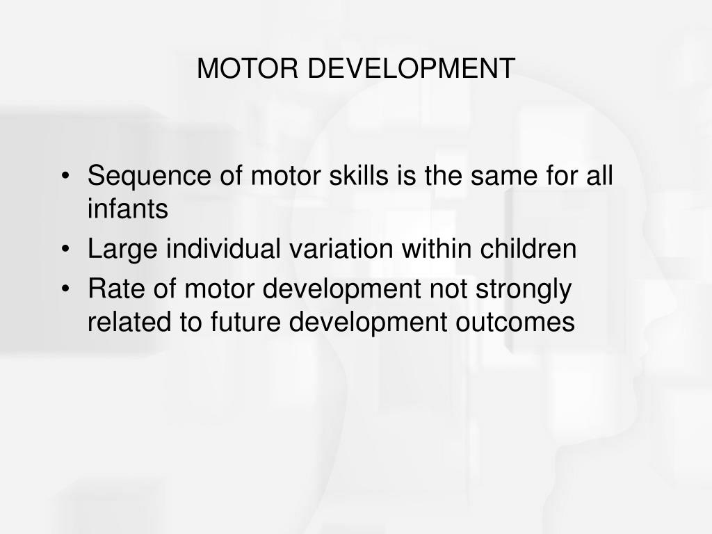 Ppt Chapter 6 Physical Development The Brain Body Motor Skills And Sexual Development