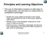 principles and learning objectives5