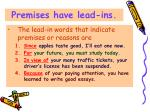premises have lead ins12