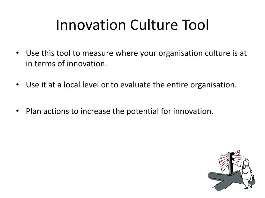 Innovation Culture Tool