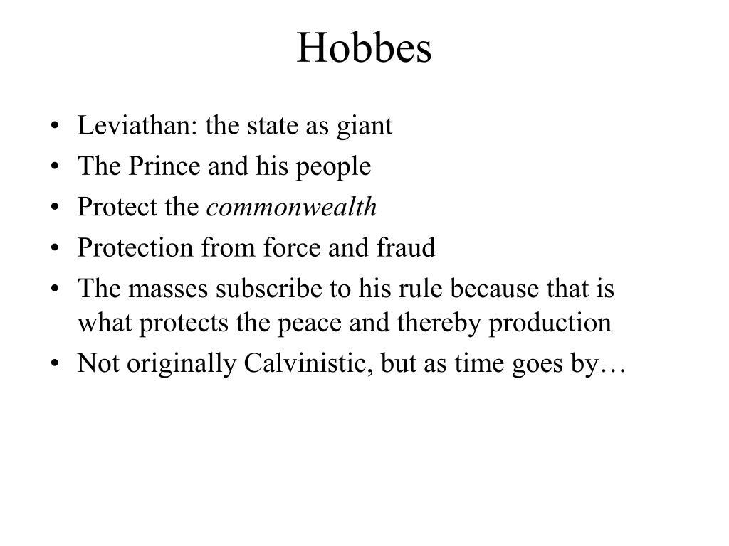 Hobbes