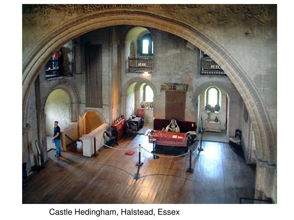 Castle Hedingham, Halstead, Essex