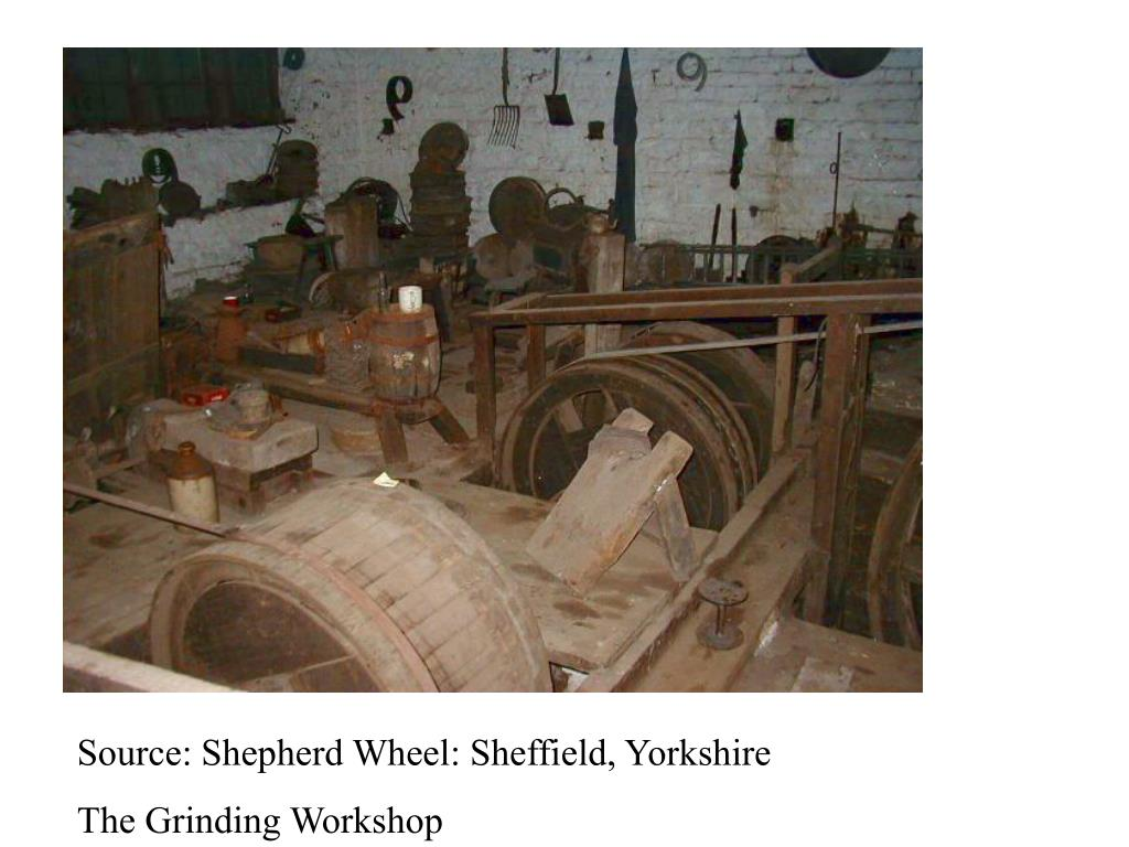 Source: Shepherd Wheel: Sheffield, Yorkshire