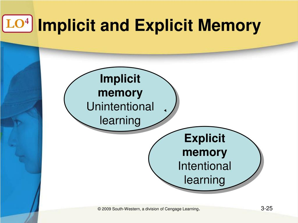 how to create implicit learning