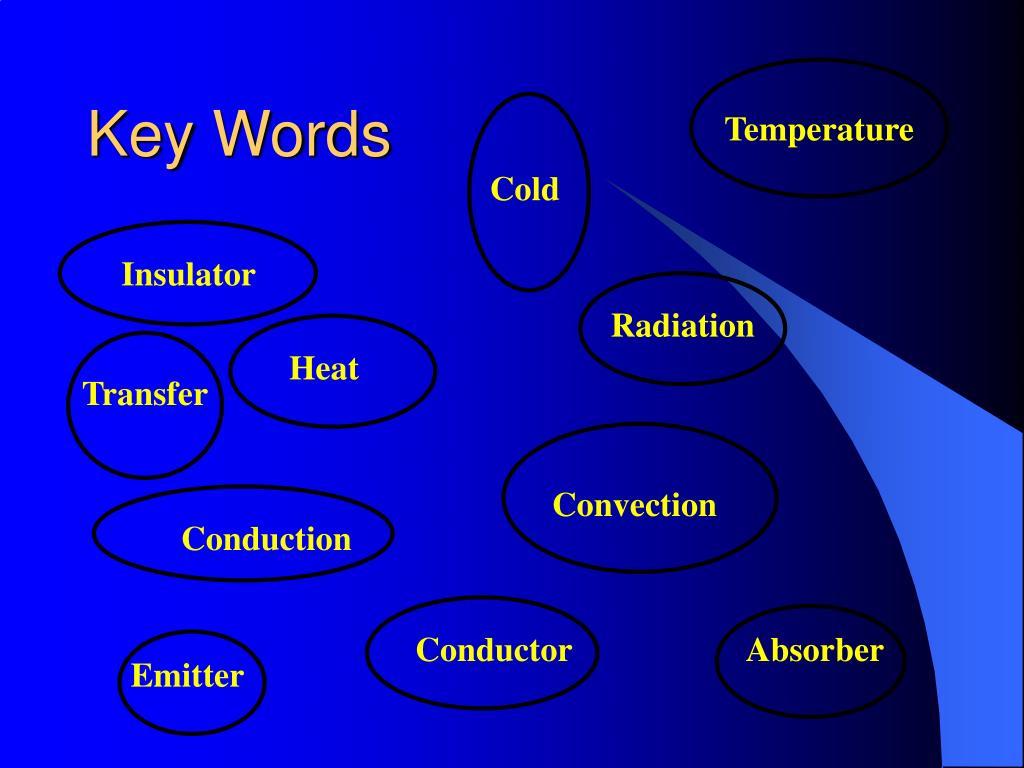 Key Words