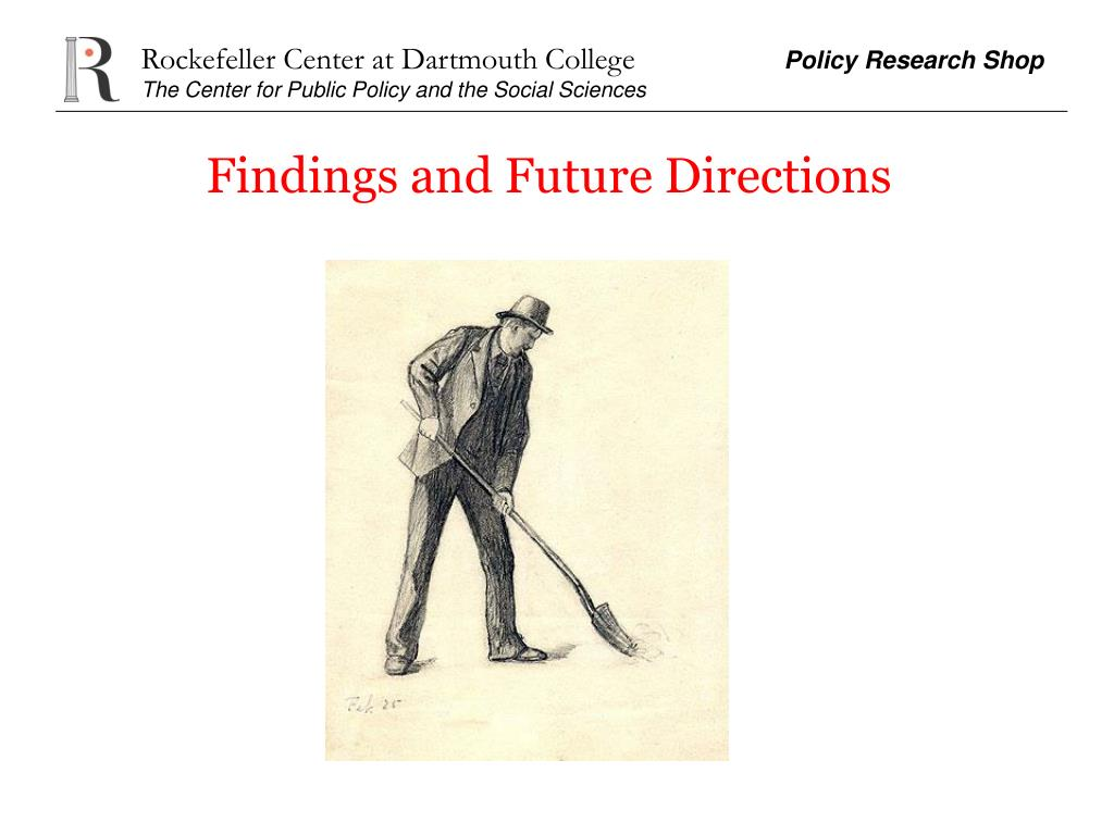 Findings and Future Directions