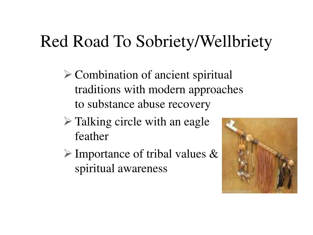 Red Road To Sobriety/Wellbriety