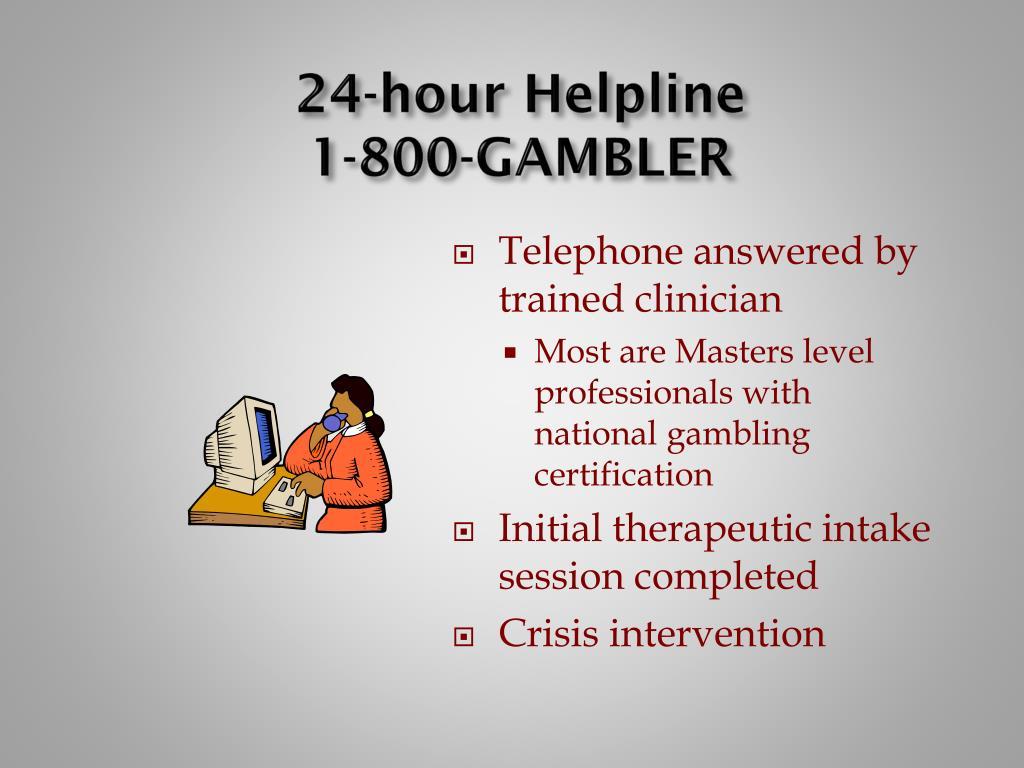 24-hour Helpline