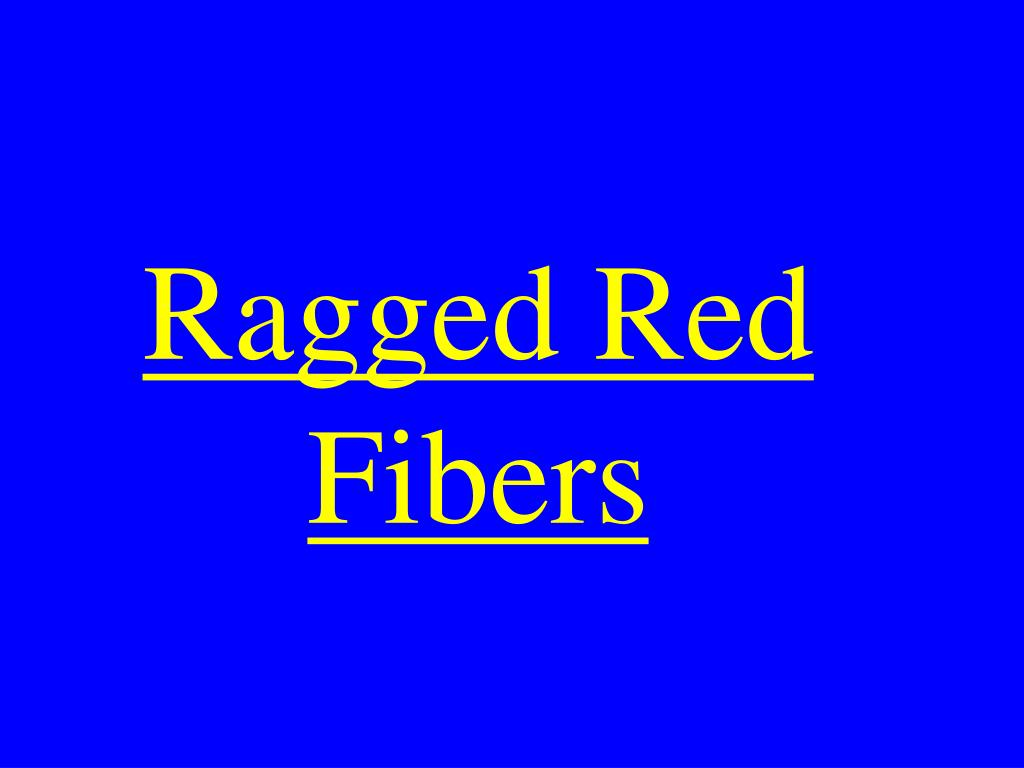 Ragged Red