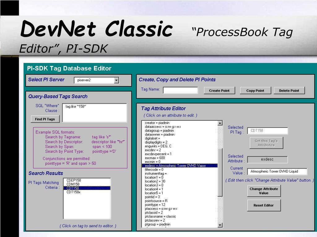 DevNet Classic