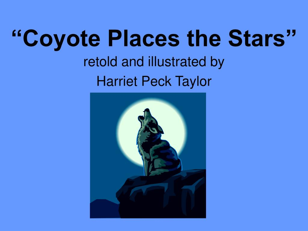 coyote places the stars pdf