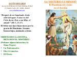 1er misterio luminoso el bautismo de jes s en el jord n