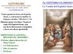 3er misterio glorioso la venida del esp ritu santo