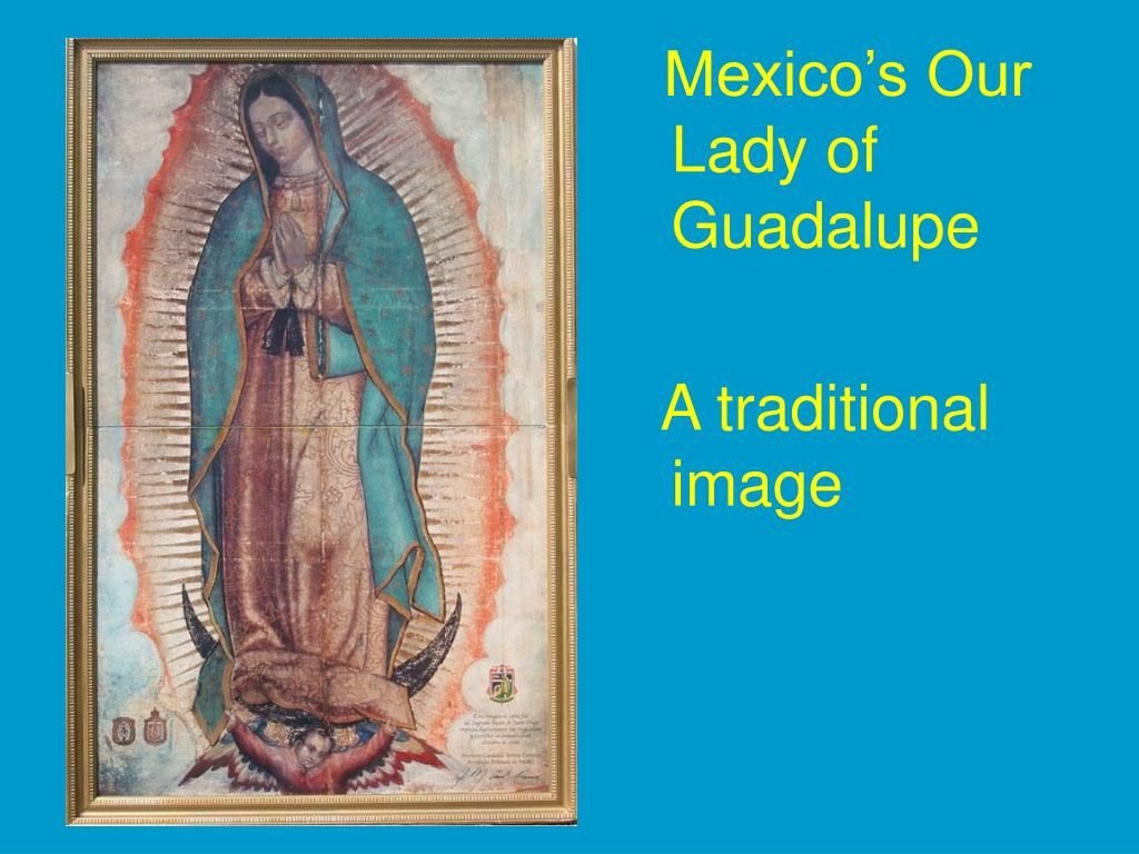 Mexico's Our Lady of Guadalupe
