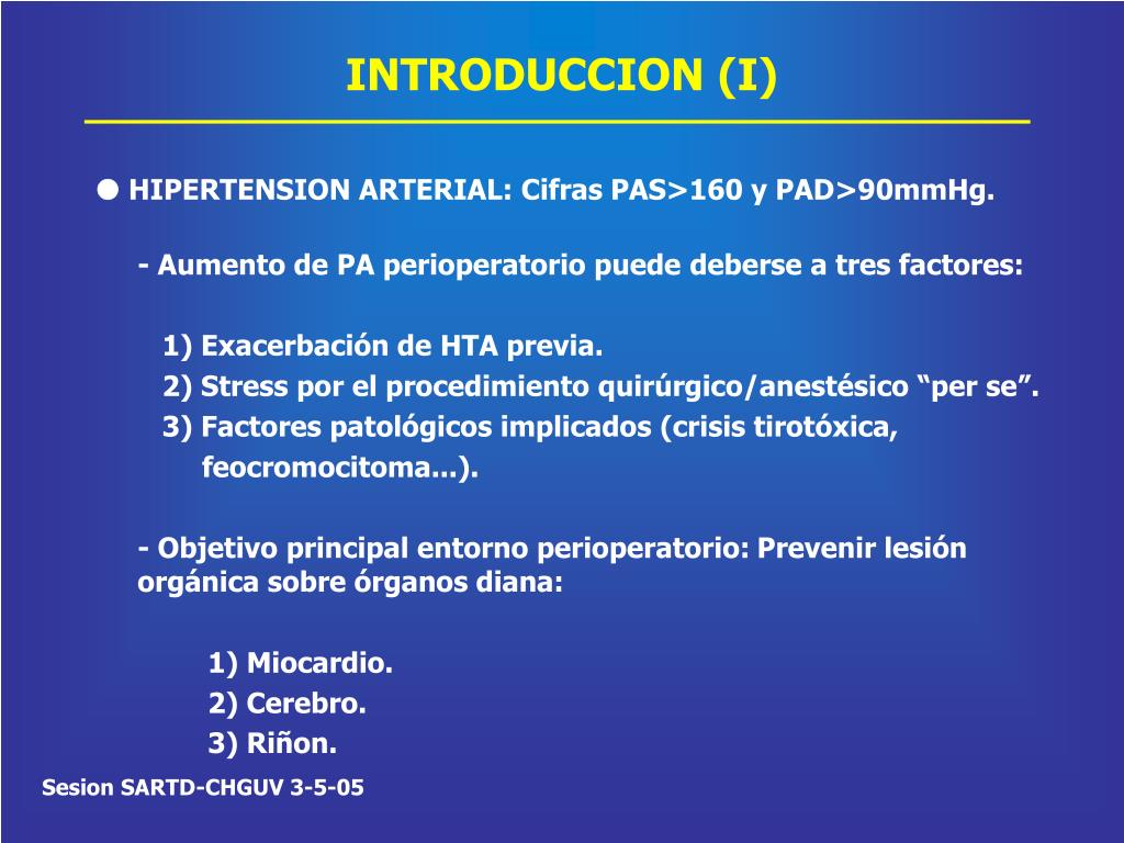 INTRODUCCION (I)