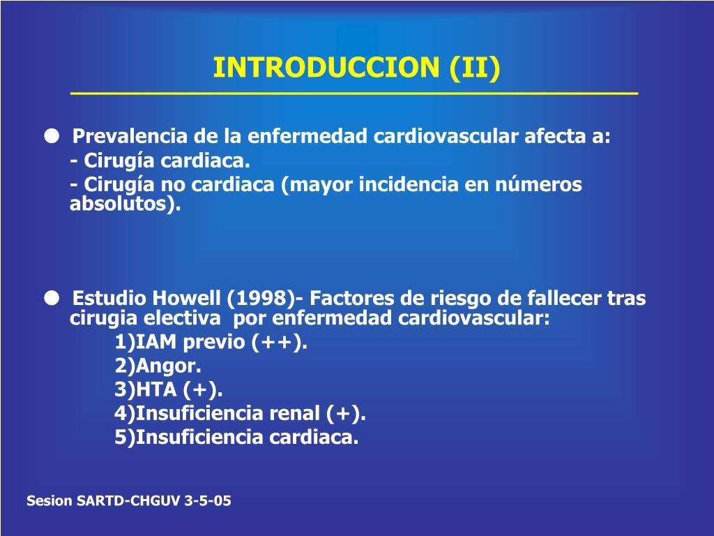 INTRODUCCION (II)