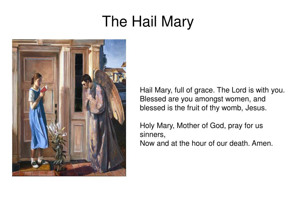 The Hail Mary