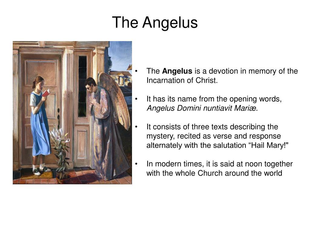 The Angelus