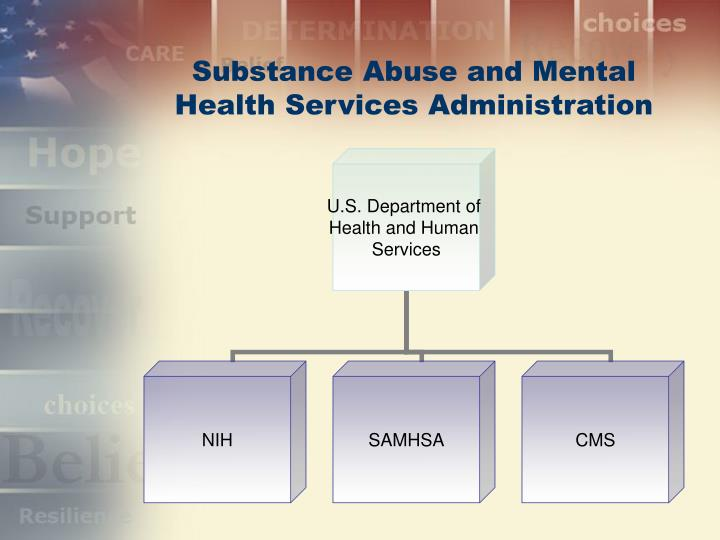 Substance abuse and mental health services administration l.jpg